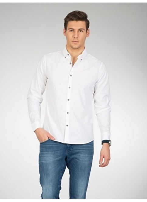 Colin's Gömlek Beyaz